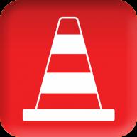 Vérification des panneaux sur la route