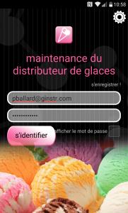 Distributeur de glaces screenshots